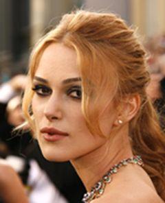 キーラ・ナイトレイ、イギリスで最もセクシーな女優に選ばれる