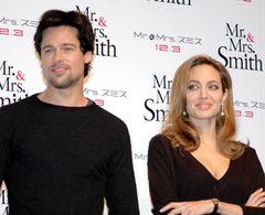 アンジェリーナ・ジョリーとブラッド・ピットがベストセラー小説の映画化で共演?