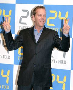 キーファー・サザーランド、「24」劇場版はロンドンとプラハで撮影