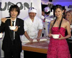 カンヌで日本のうどん600食が大評判!