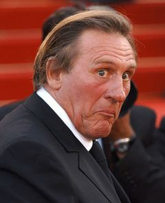ジェラール・ドパルデュー、モスクワ国際映画祭で生涯功労賞