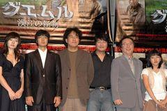 世界が絶賛する巨大魚介類の大暴れ映画『グエムル』日本上陸!