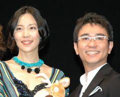 """「僕たち付き合ってます!」八嶋が木村佳乃と""""明るい不倫""""宣言?"""