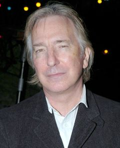 アラン・リックマン、ティム・バートンの『スウィーニー・トッド』へ出演