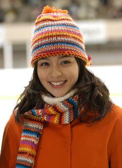 氷の妖精?加藤ローサが極寒の中で「意外に寒くない」発言!