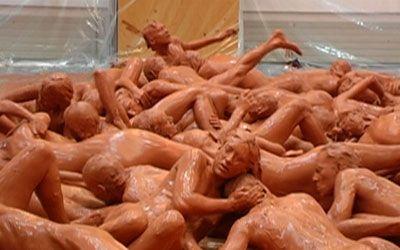 全裸750人男女のラブシーンはどうやって撮影された? , シネマ