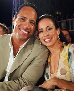 ザ・ロック、妻との別居を発表