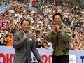 水谷豊、24年ぶりにスクリーンに復帰! 相棒、寺脇と3000人で大盛り上がり