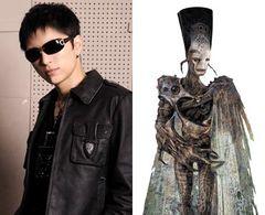 Gacktの美しさに曲者リュック・ベッソン監督もメロメロ