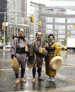 勘三郎、43年ぶりの主演映画プレミアがニューヨークで開催!