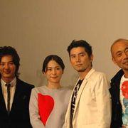 塚本高史や西田尚美などキャストの異例おめでたラッシュに本木雅弘が大胆発言!