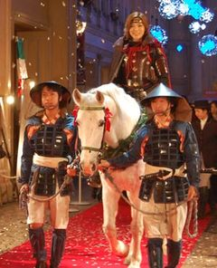 和央ようか、私こそ白馬の王子様よ!