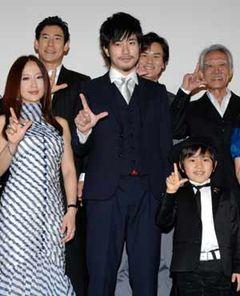 松山ケンイチ、強行スケジュールもなんのその!「みんなが喜んでくれるなら!」