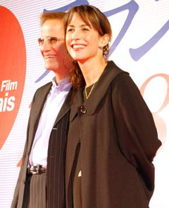 フランス映画祭開幕!自由奔放なソフィー・マルソー「人生はあっちこっちよ!」