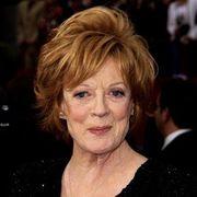 乳がん手術を受けていた『ハリー・ポッター』マクゴナガル先生役のマギー・スミス