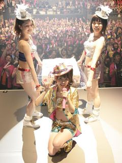 しょこたん、ヘソ出しルックでオリンピック…じゃなくて東京オンリーピックに参戦表明!
