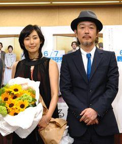 幸薄顔を返上!木村多江、出産後初めて人前で幸せ語る…でも、子どもを亡くした役