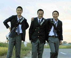 湘南乃風が、補欠部員の青春を描いた『ひゃくはち』の主題歌を!