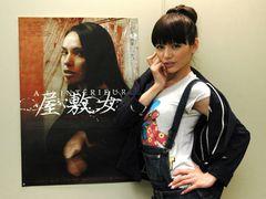 """18禁映画で""""いけにえガール""""のセクシー・タレントRioは屋敷女の助手希望!"""