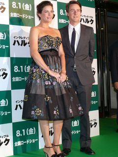 セクシーなリヴ・タイラー、流ちょうな大阪弁をしゃべるハルク役のノートンにおいてかれた!