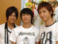 D-BOYSの美少年3人にインタビュー!互いのスネ毛を剃るほど仲良くなった!?