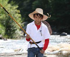 実写版映画『釣りキチ三平』三平役は13歳の須賀健太に決定!
