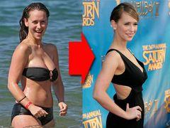 10週間で8キロ減のダイエット!女の意地みせたジェニファー・ラヴ・ヒューイット