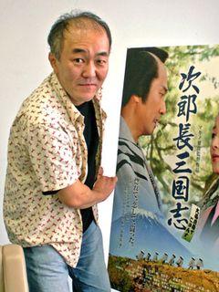 温水洋一に独占インタビュー!人気キャラの森の石松役「僕でいいの?」