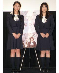 セーラー服姿がまぶしい福田沙紀、14歳の後輩に高校生活の心得をアドバイス!