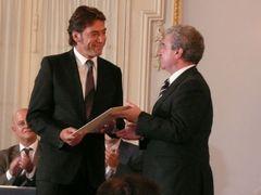 オスカー俳優ハビエル・バルデム、スペインの文化大臣から賞を!【第56回サン・セバスチャン映画祭】