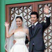 クォン・サンウ、元ミス・コリアと結婚式!日本からも200人詰め掛ける!