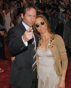 セックス依存症でリハビリしていたデヴィッド・ドゥカブニー、妻ティア・レオーニと別居していたことを発表