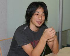 2ちゃんねるの管理人、西村博之が独占激白!「子どもにインターネットは必要ない!」