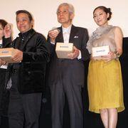 西田敏行、シリーズ初参加の常盤貴子を「男前な女優」と絶賛!
