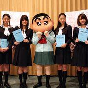 福田沙紀、クレヨンしんちゃんのアフレコで恥ずかしいセリフに苦戦?
