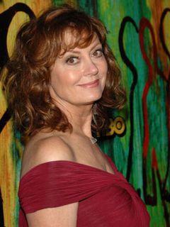 スーザン・サランドン、62歳にしてセクシー・ピンナップに挑戦!