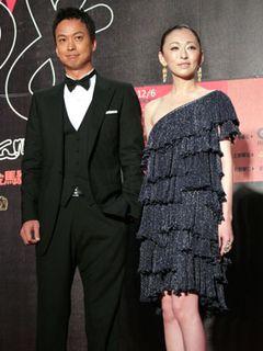 松雪泰子と椎名桔平が『余命』で台湾金馬国際映画祭に登場!台湾の観客大熱狂!