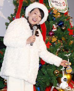 エド・はるみ、クリスマスイブに恋人は仕事宣言!「アイドルみたい」と自虐的
