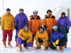 堺雅人のほか7人の骨太な男キャスト決定!映画『南極料理人』