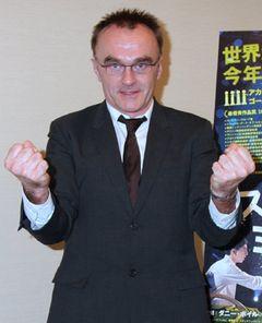 オスカー最有力候補!ダニー・ボイル監督に独占インタビュー!