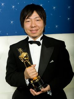 短編アニメーション賞は日本の『つみきのいえ』が受賞!加藤監督英語でスピーチ!