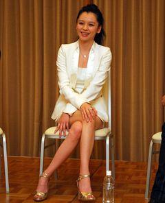 まるで小悪魔天使!ビビアン・スーが日本で復活宣言!