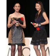 小池栄子と坂井真紀がミニスカセクシー衣装対決!日本映画批評家大賞発表