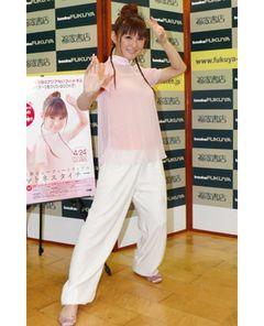 椿姫彩菜、胸が小さくなっちゃった…でも3か月で2キロの減量に成功!