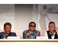 香港の悪役商会にフランスの人気ロック歌手ジョニー・アリディが参戦!