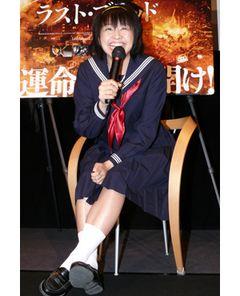 misono、24歳のセーラー服姿はお腹の辺りがきつい?