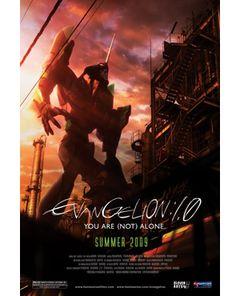 映画『ヱヴァンゲリヲン』の北米公開が7月3日に決定!『おくりびと』上回る100館上映!