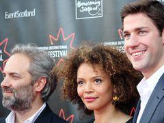 エジンバラ国際映画祭オープニング上映で「カンヌには出したくなかった」とメンデス監督