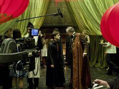 『ハリー・ポッターと謎のプリンス』の重要人物、スラグホーン先生を直撃!
