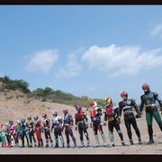 仮面ライダー&侍戦隊シンケンジャーが大ヒットスタート、ハリー・ポッターのV4阻む-8月10日版